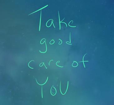 Taking good care